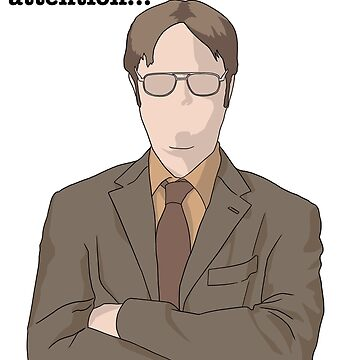 Dwight Design  by SimpleDees