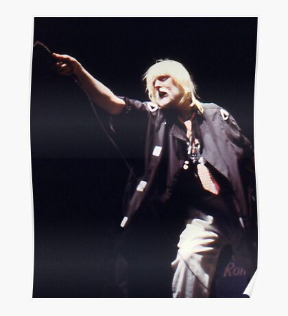 Edgar Winter Poster