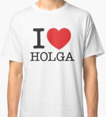 I ♥ HOLGA Classic T-Shirt