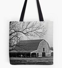Oklahoma Barn Tote Bag