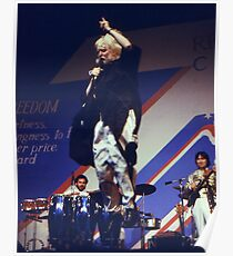 Edgar Winter Airborn Poster