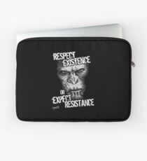 VeganChic ~ Respect Existence Laptop Sleeve