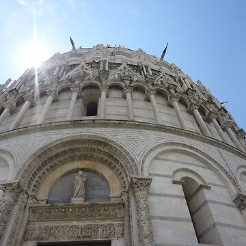 Cathedral at Pisa by nole1