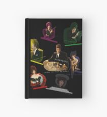 Clue Movie Hardcover Journal