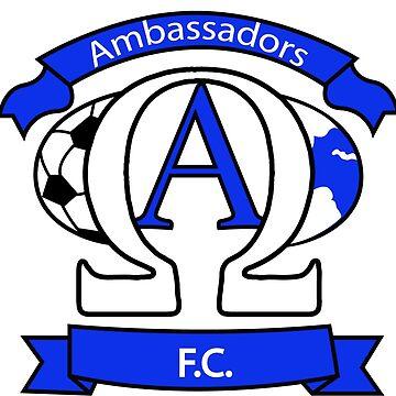 Ambassadors by jennaannx11