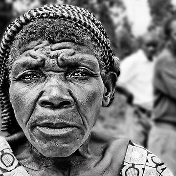 Pygmy Woman by melinda