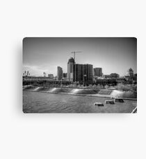 Welcome To Cincy Canvas Print