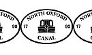 North Oxford Canal Plaque by canalsbywhacky by bywhacky