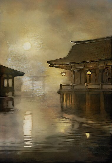 Itsukushima  by andy551