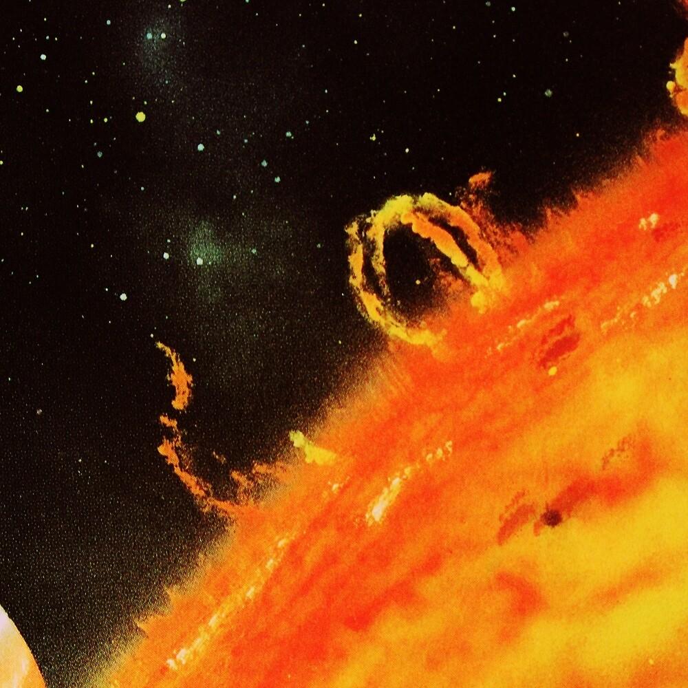 Burning the sun. by crisunita
