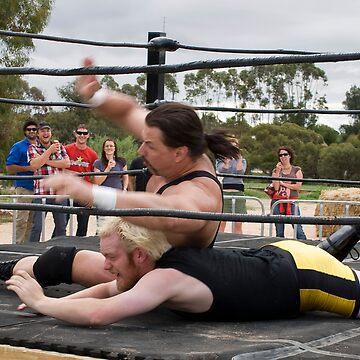 Pro Wrestling - Al Snow by pondyphotos