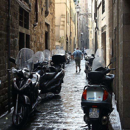 Subito! - Florence, Italy by Eric Strijbos