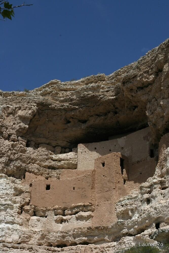 Montezuma castle in Arizona by LaurenRo