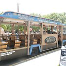 Albuquerque City Tour Trolley. by Mywildscapepics