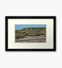""" Another View"" Framed Print"