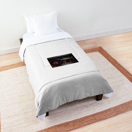 Steam Wheels  Comforter
