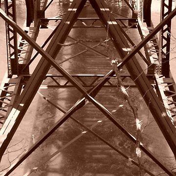 Old Rail Bridge by tommyb85