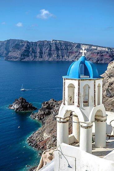 Santorini by IB Photography