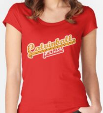 Calvinball Women's Fitted Scoop T-Shirt
