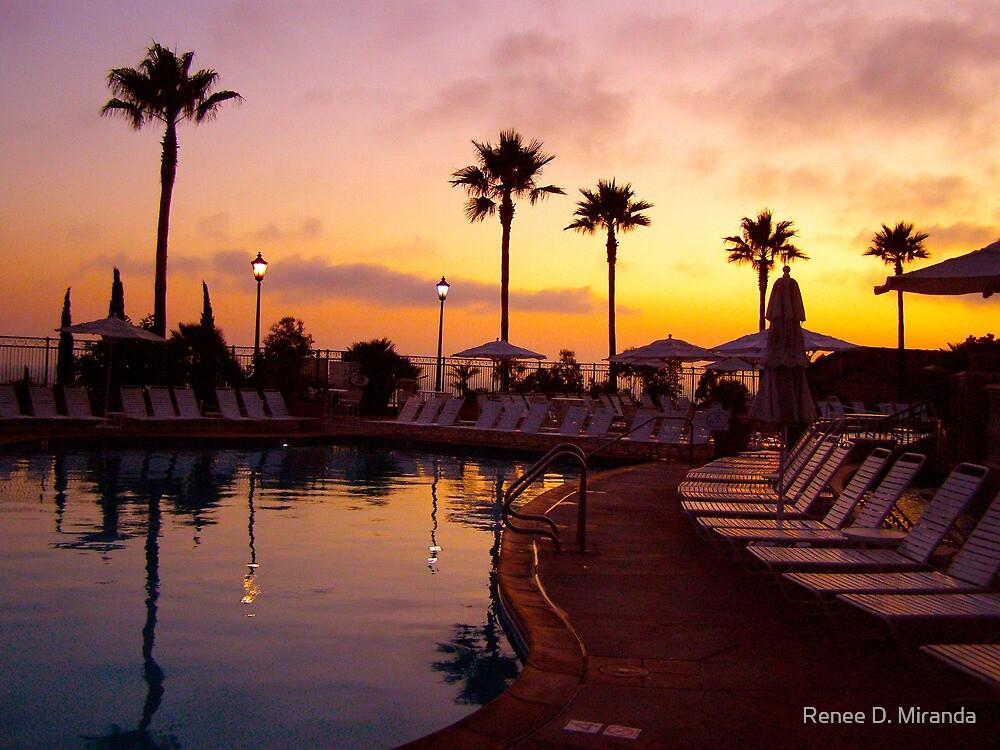 Newport Beach California by Renee D. Miranda