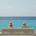 Old friends - Nice, Cote d'Azur, France by MikeyLee