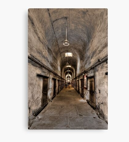 Cell Block #1 Canvas Print