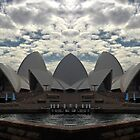 Sydney Opera House -  Reflection View by Alexey Dubrovin