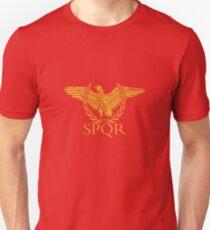 Senatus Populusque Romanus The Senate and People of Rome Unisex T-Shirt