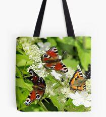 Three spring beauties Tote Bag