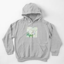 Am I that Tigers Lunch? Kids Pullover Hoodie