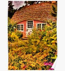 Playhouse - The Children's Cottage Poster
