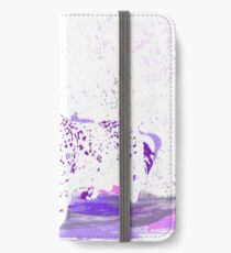 Affectionate Snow Leopards iPhone Wallet/Case/Skin