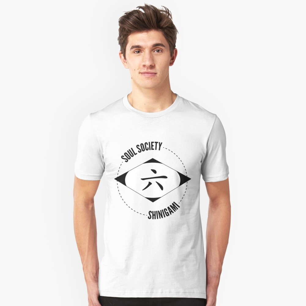 Member of 6th squad - Bleach Unisex T-Shirt Front