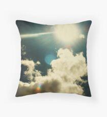 Sifi & Sunshine  Throw Pillow
