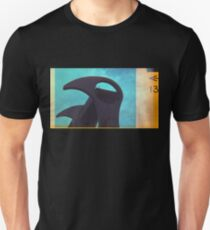 Falrirk Wheel #13 Slim Fit T-Shirt