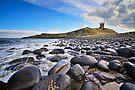 Dunstanburgh Castle - Northumberland Coast by David Lewins