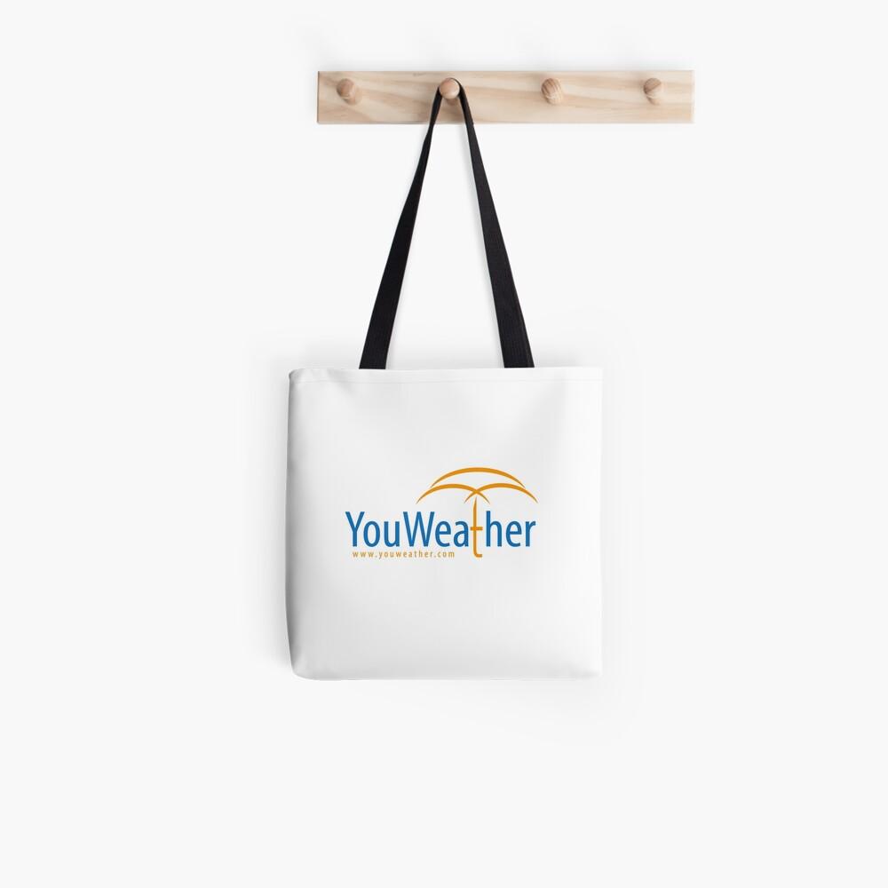 YouWeather meteorology Tote Bag