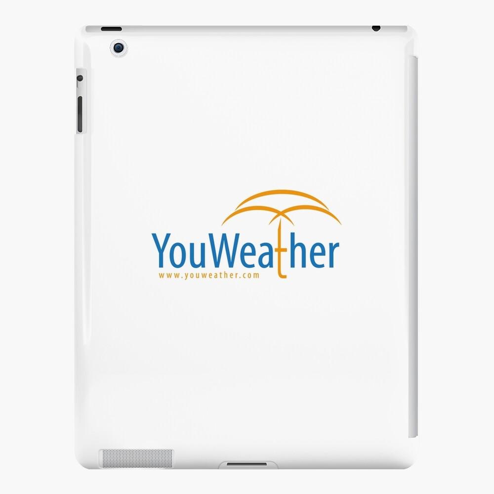 YouWeather meteorology iPad Case & Skin