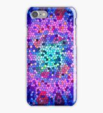 Mosaic texture iPhone Case/Skin
