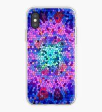 Mosaic texture iPhone Case