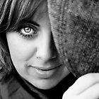 Behind the hat by TaniaLosada