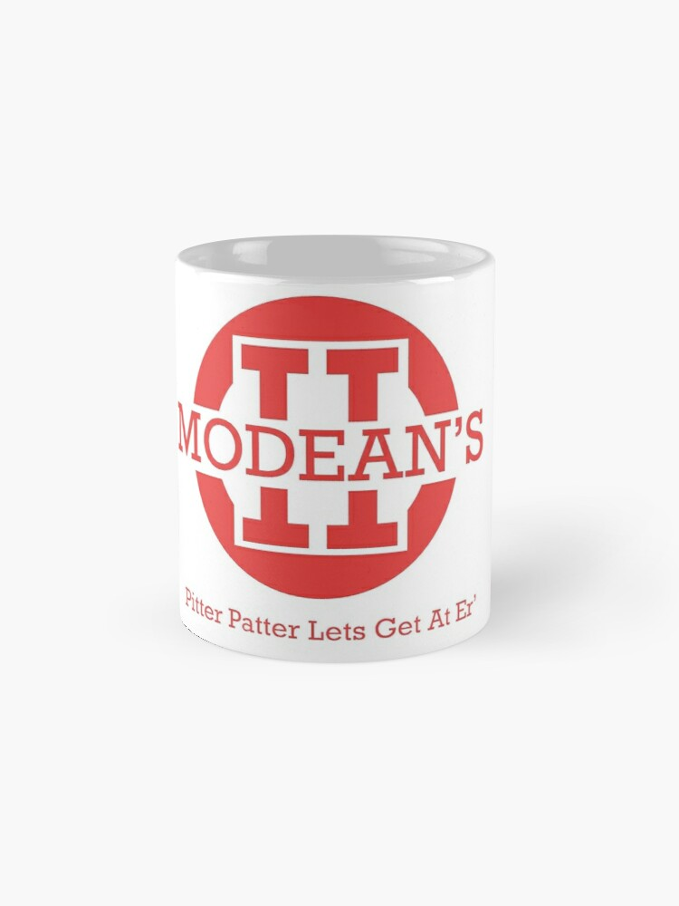 Alternate view of Visit Modean's. The best (and only) Bar in Letterkenny, CA. Mugs