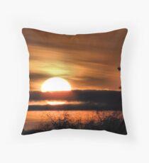 Easter Sunrise...2010 #2 Throw Pillow