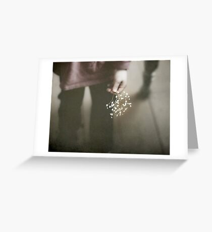 thank you~ Greeting Card