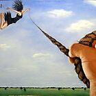 Kite Flight by Leigh Hutfield