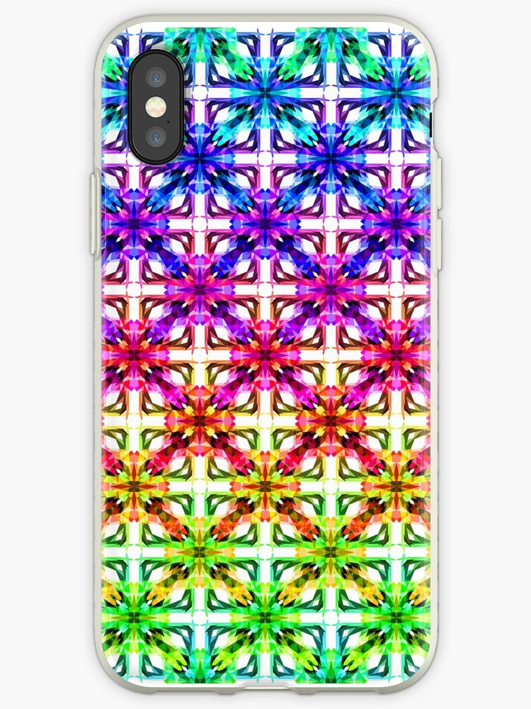 Rainbow Crystals in Print by GCShubie