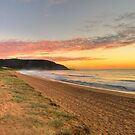 Home & Away - Palmie AKA Summer Bay (20 Shot HDR Panoramic) - Palm Beach, Sydney - The HDR Experience by Philip Johnson