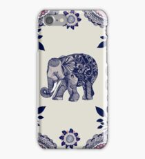 Pretty Pink Elephant  iPhone Case/Skin