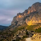 Mountain Highlights by Ralph Goldsmith