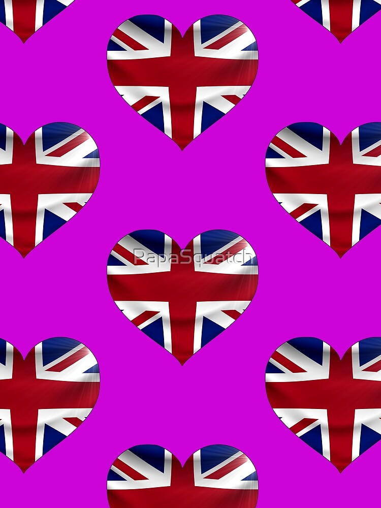 UNION JACK by PapaSquatch